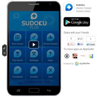 AppSurfer: YouTube для приложений Android