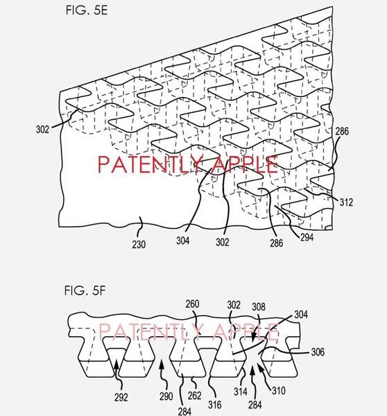 Изобретен не сам материал, а геометрическая структура, наделяющая его гибкостью