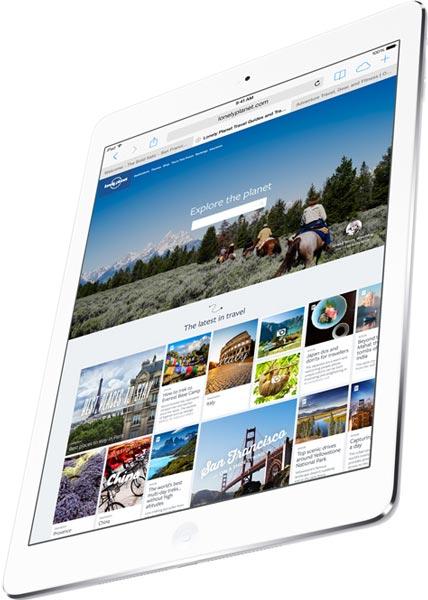 Заказы на сборку планшетов Apple iPad Air достались компании Foxconn Electronics