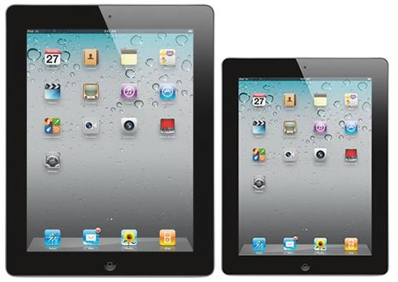Apple презентация 23го октября: iPad mini и обновление iMac
