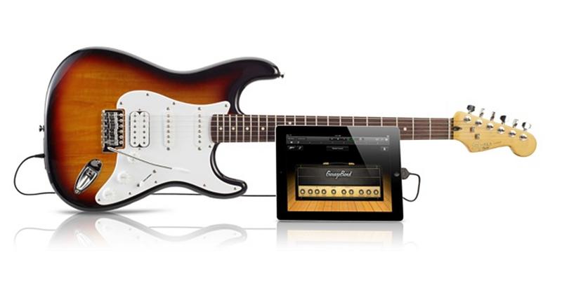 Apple продаёт гитары Stratocaster за 199.95$