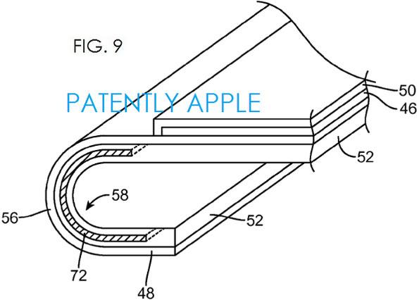 Смартфон iPhone следующего поколения уже будет иметь экран без боковых рамок