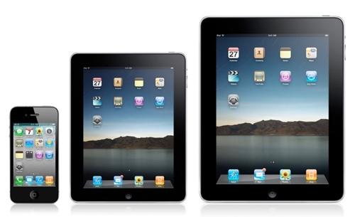 Apple тестирует iPad Mini