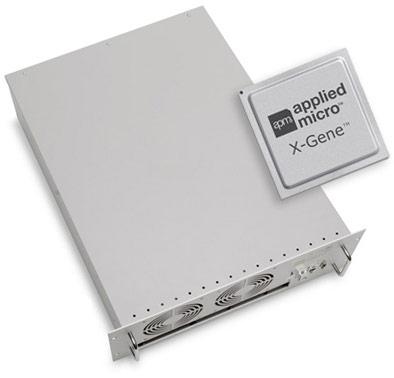 AppliedMicro показала работу web-сервера на первом в мире 64-разрядном процессоре ARM