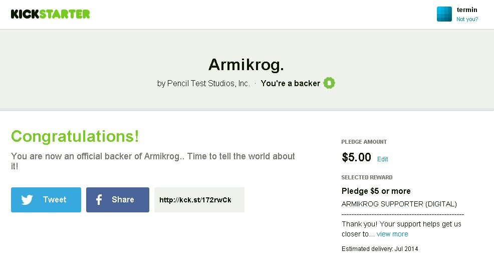 Armikrog — 50 часов до