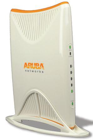 Aruba Networks теперь и в России. Часть 1 — Первое знакомство