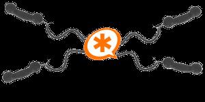 Asterisk конференции — создание через почту