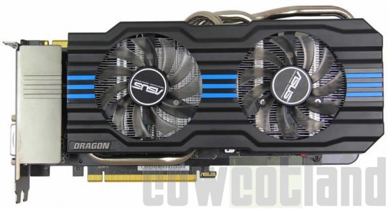 Asus GTX 660 Ti Dragon