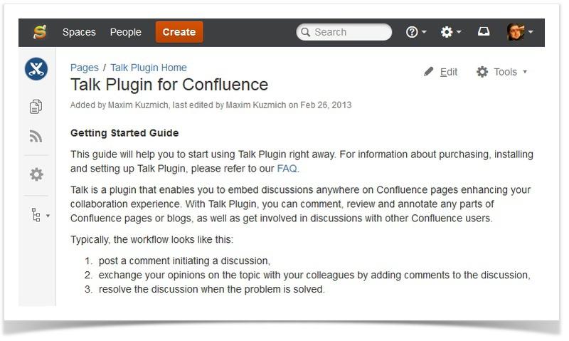 Atlassian Confluence 5 — На пути к идеалу