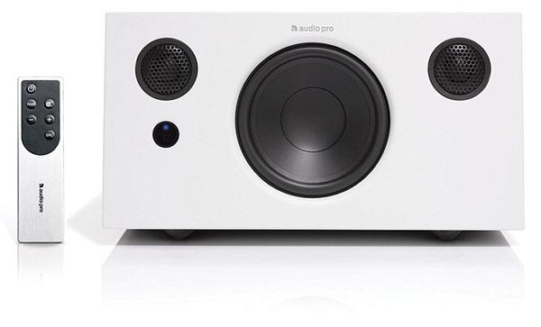 Конструкторы беспроводной акустической системы Audio Pro Addon T10 выбрали для нее моноблочную компоновку