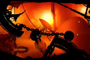 BADLAND – игра на cocos2d iphone