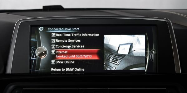 BMW Connected Drive как тренд