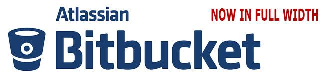 Bitbucket – новый резиновый интерфейс