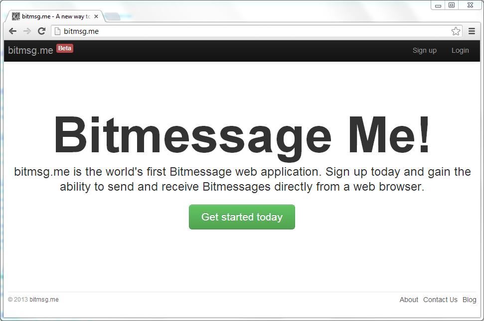 Bitmessage 0.3.5: Что нового?