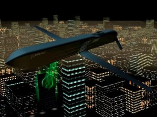 Boeing успешно протестировал микроволновую ракету