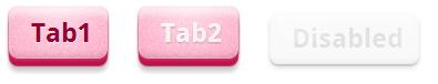 BonBon — Sweet CSS3 Buttons