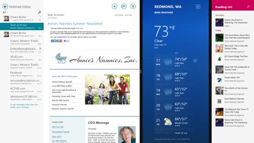 Build 2013 для HTML/JS разработчиков под Windows 8.1 и обзор полезных докладов