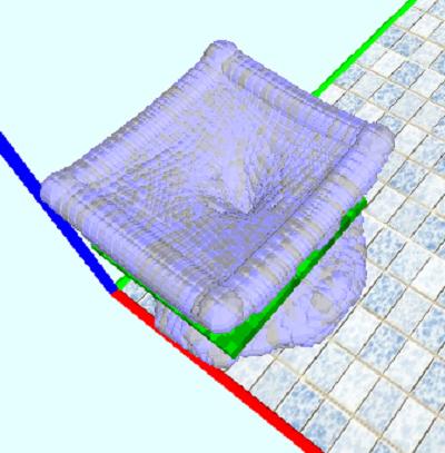 CFD 3D: простой симулятор воды