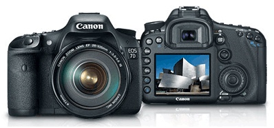 Canon выпустила прошивку v2.0 для Canon 7D