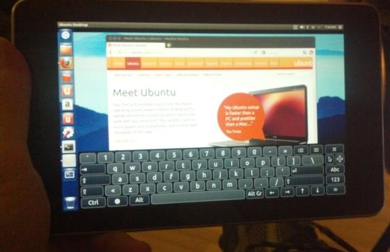 Canonical представила инсталлер Ubuntu для Nexus 7