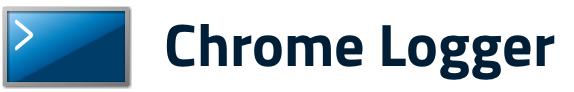 Chrome Logger — серверсайд логи в консоли хрома
