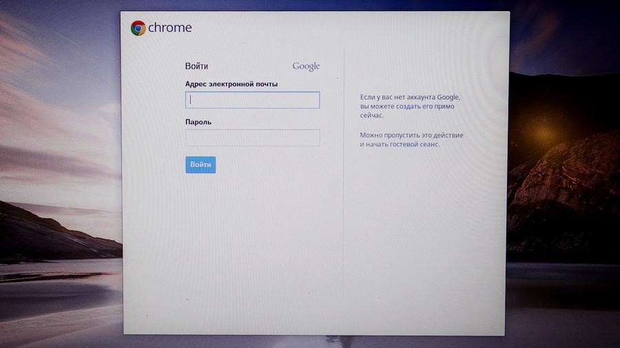 Chromebook Samsung XE303C12
