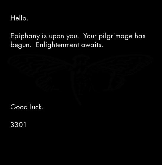 Cicada 3301: Охота продолжается в 2014
