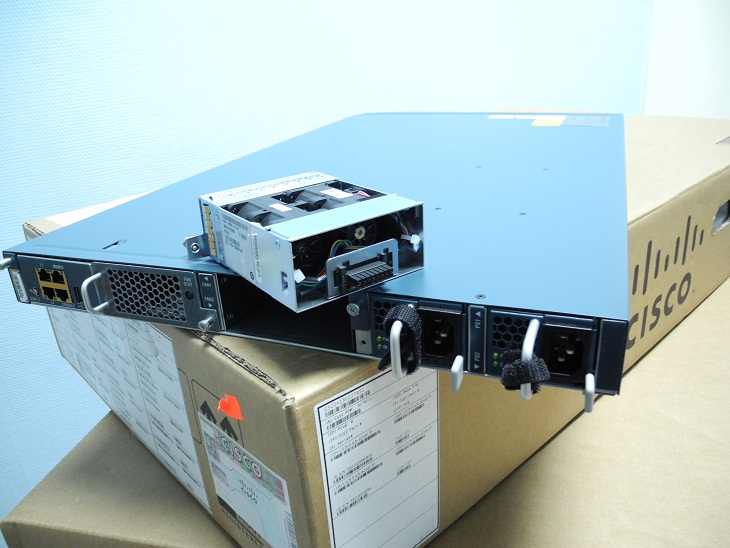 Cisco UCS unboxing