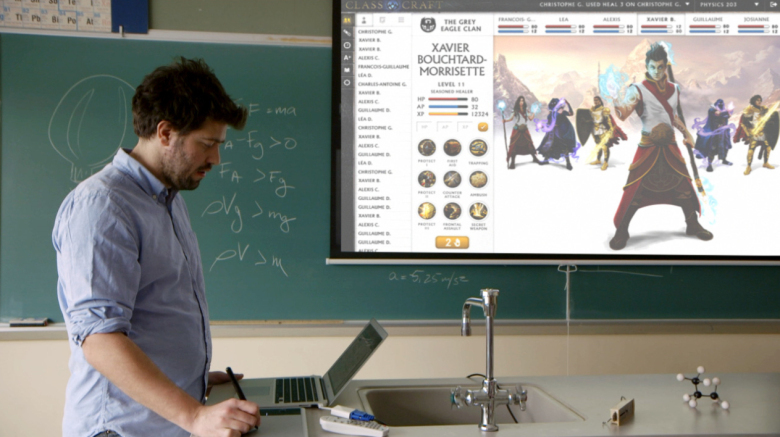 Classcraft превращает школьные уроки в огромную ролевую игру — с условно бесплатной моделью