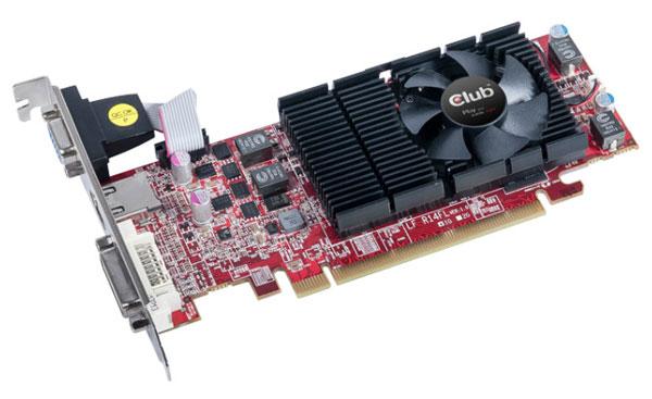 Низкопрофильные 3D-карты Club 3D Radeon R7 250 и Radeon R7 250X стоят менее $99