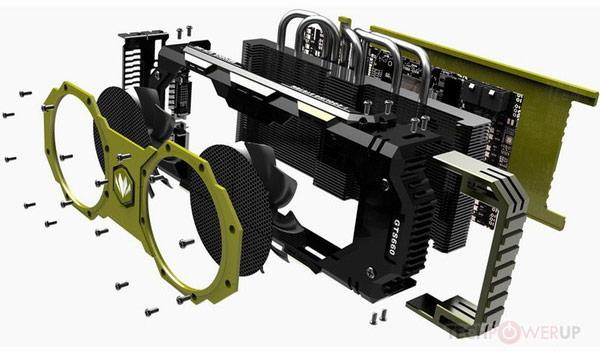 О сроке выхода 3D-карте Colorful iGame GeForce GTX 660 Glorious Mission пока данных нет