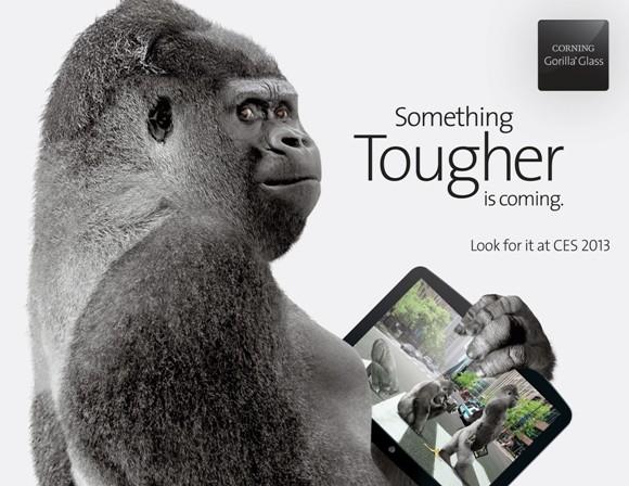 Corning представит Gorilla Glass 3 на CES 2013