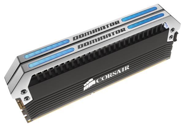 Corsair начинает продажу комплектов световых панелей для модернизации модулей памяти Dominator Platinum