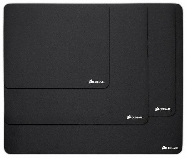 Corsair открывает серию игровых ковриков для мышей моделями Vengeance MM200 и MM400