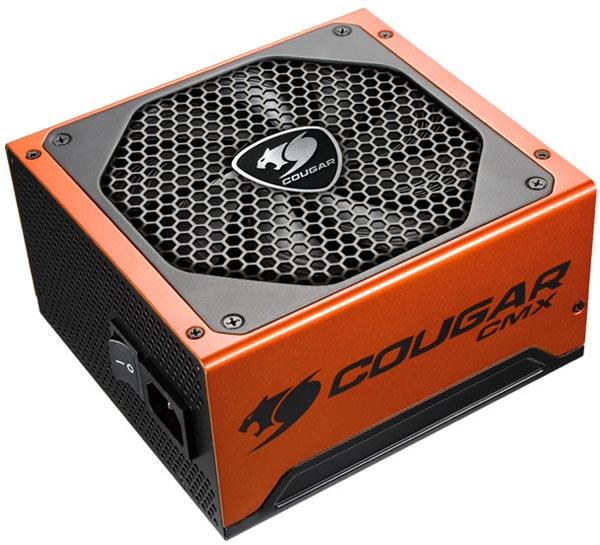 Cougar обновляет блоки питания серии CMX с модульными кабельными системами
