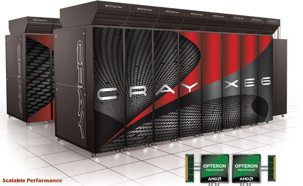 Превосходство процессоров AMD Opteron 6300 над их предшественниками достигает 40%