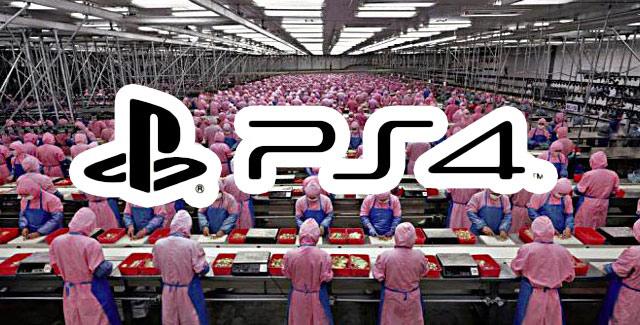 Cтудентов айтишников принуждают трудиться на сборке PlayStation 4