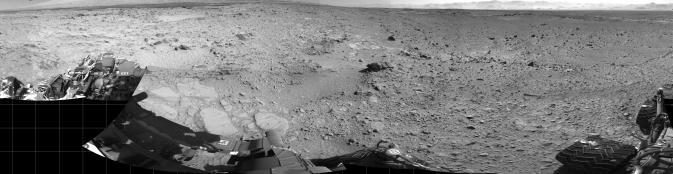 Curiosity получил третье по счету обновление ПО, NASA уделяет максимум внимания поврежденным колесам ровера