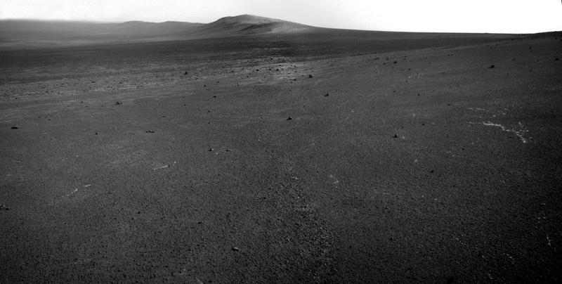 Curiosity вышел из отпуска