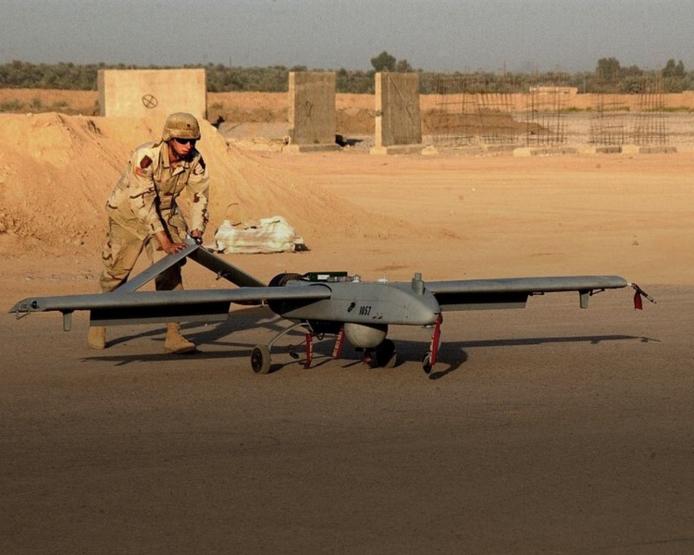 DARPA превратит устаревшие беспилотники в летающие Wi Fi точки доступа