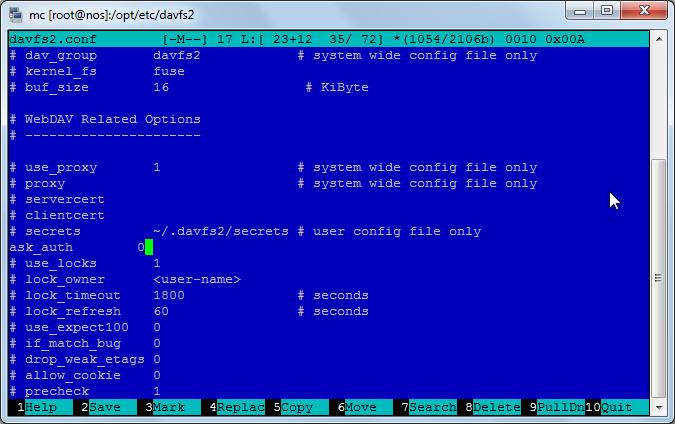 DLink DNS 325 – подключаем через WebDav облачные хранилища
