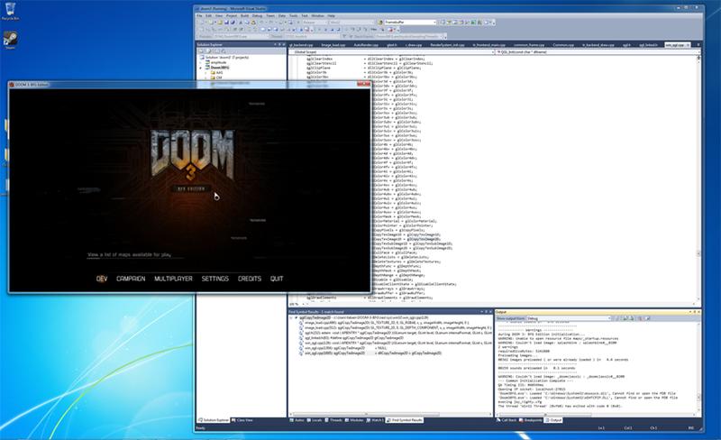 DOOM 3 BFG — Обзор исходного кода: введение (часть 1 из 4)