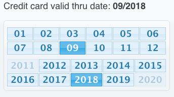 DatePalette — фреймверк, создающий UI для работы пользователя с датой в браузере