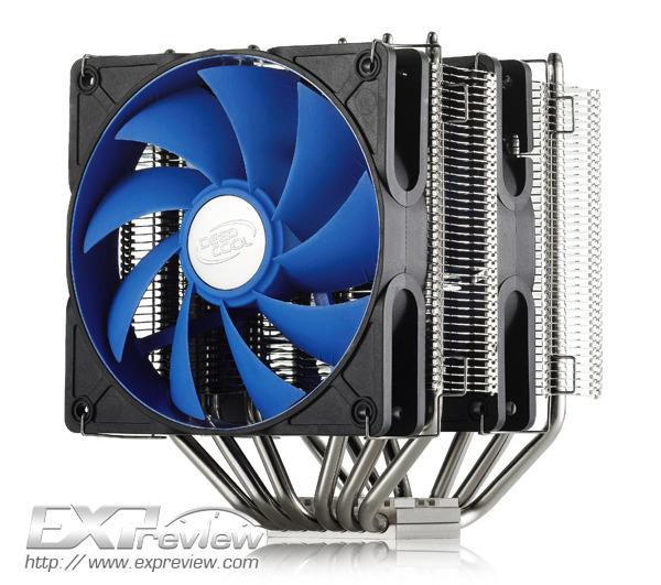 DeepCool обновляет процессорный кулер Big Frost