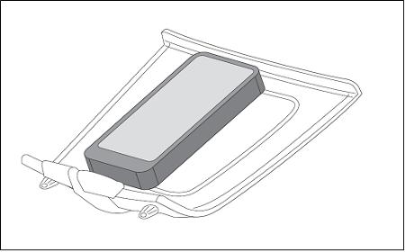Устройство рассчитано на смартфоны, совместимые со стандартом беспроводной зарядки Qi