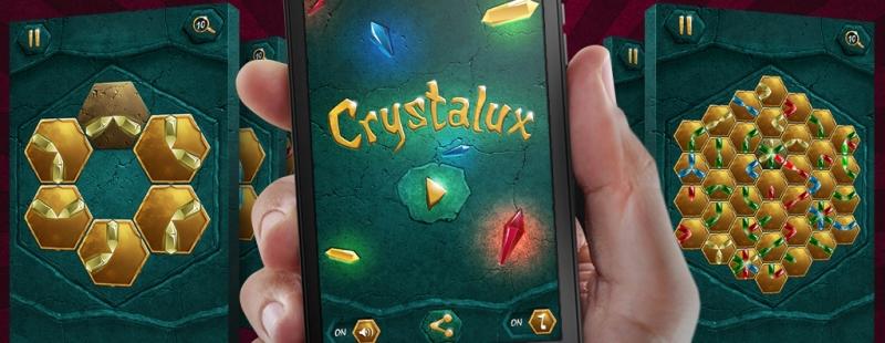 Dev Story: Crystalux — нюансы разработки и продвижения головоломки под Android