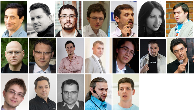 DevCon 2014: анонс первой волны спикеров и докладов