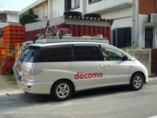 В эксперименте Docomo и Токийского технологического института использовалась передача в диапазоне 11 ГГц