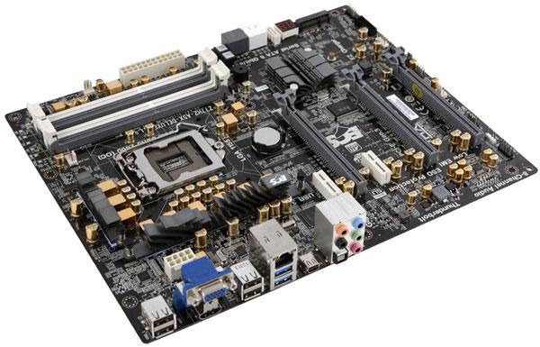 ECS Black Series Z77H2-A5X Deluxe