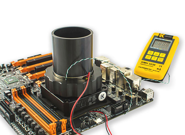 EK Water Blocks начинает продажи процессорных испарителей EK-SF3D Inflection Point EVO